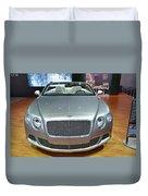 Bentley Starting Price Just Below 200 000 Duvet Cover