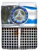 Benz Duvet Cover