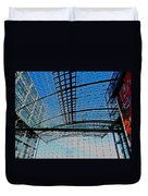Berlin Central Station ...  Duvet Cover by Juergen Weiss