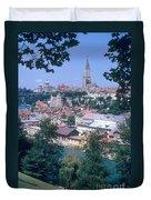 Berne, Switzerland Duvet Cover
