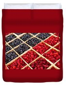 Berries Duvet Cover