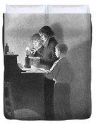 Bertrand Guillaume Carcel, French Duvet Cover