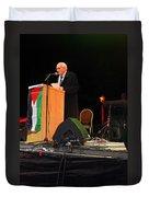 Bethlehem Mayor Dr. Victor Batarseh Duvet Cover