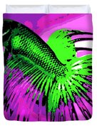 Betta Duvet Cover by George Pedro