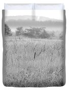 Between Mountains And Meadows Duvet Cover