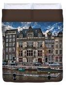 Beulingsluis. Amsterdam Duvet Cover
