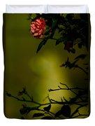 Beyond The Rose Duvet Cover