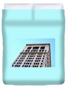Bham Architecture Duvet Cover