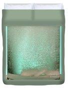 Bicarbonate Of Soda Tablets Duvet Cover
