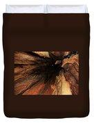 Big Cedar Duvet Cover