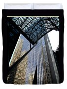 Big City Reflections Duvet Cover