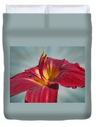 Big Red II Duvet Cover