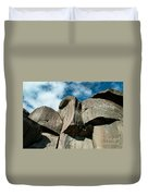Big Rock Ear Duvet Cover
