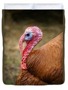 Big Turkey Duvet Cover