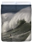Big Wave II Duvet Cover