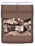 Big Wind Duvet Cover