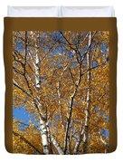 Birch Beauty Duvet Cover