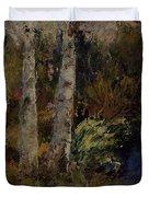 Birch Duvet Cover