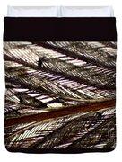 Bird Feather Duvet Cover