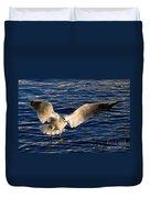 Bird Flying Duvet Cover
