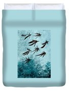 Birdeeze -v03 Duvet Cover by Variance Collections