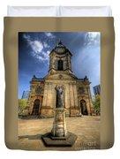 Birmingham Cathedral 2.0 Duvet Cover