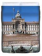 Birmingham Council Building Duvet Cover