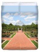 Birmingham Rose Garden Duvet Cover