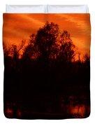 Black Bayou 10 Duvet Cover