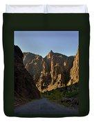 Black Canyon  Duvet Cover