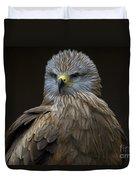 Black Kite 1 Duvet Cover by Heiko Koehrer-Wagner