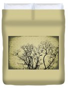 Blackbirds Roost Duvet Cover
