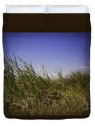 Blades Of Grass Duvet Cover