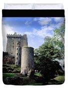 Blarney Castle, County Cork, Ireland Duvet Cover