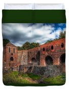 Blast Furnaces Duvet Cover