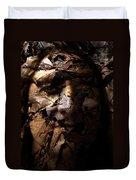 Blending In Duvet Cover by Christopher Gaston