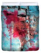 Blood And Stones  Duvet Cover