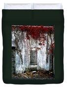 Blood Ivy Duvet Cover
