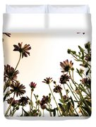 Blooming Above 2 Duvet Cover