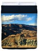 Blue Basin Blue Skies Duvet Cover