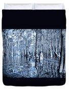 Blue Bayou Duvet Cover
