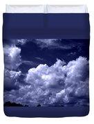 Blue Crush Duvet Cover