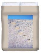 Blue Line Duvet Cover