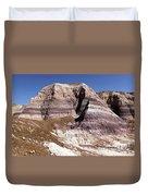 Blue Mesa Castle Duvet Cover
