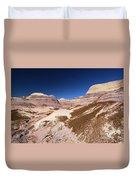 Blue Mesa Landscape Duvet Cover