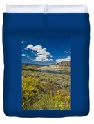 Blue Mesa Reservoir - V Duvet Cover