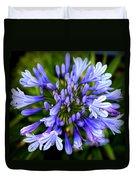 Blue On Blue Duvet Cover
