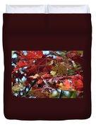 Blue Ridge Autumn Leaves 1.1 Duvet Cover