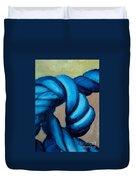 Blue Rope 2 Duvet Cover