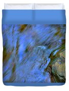 Blue Waters Duvet Cover